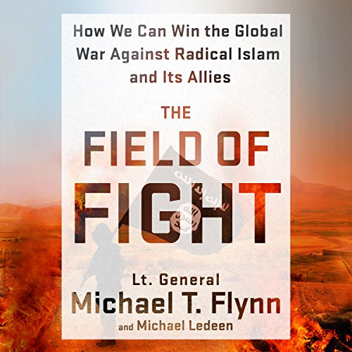 The Field of Fight audiobook cover art