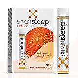 smartsleep® IMMUNE I 7 Stück I IMMUN-Nährstoff-Formel speziell für die Nacht I Unterstützt das Immunsystem I Nahrungsergänzungsmittel mit Vitaminen, Mineralstoffen und Aminosäuren.