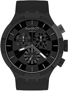 بند سیلیکونی کوارتز Swatch ، 20 ساعت معمولی