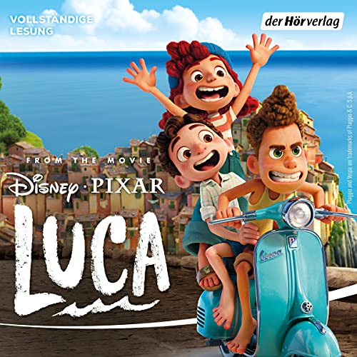 Luca. Das Original-Hörbuch zum Film cover art