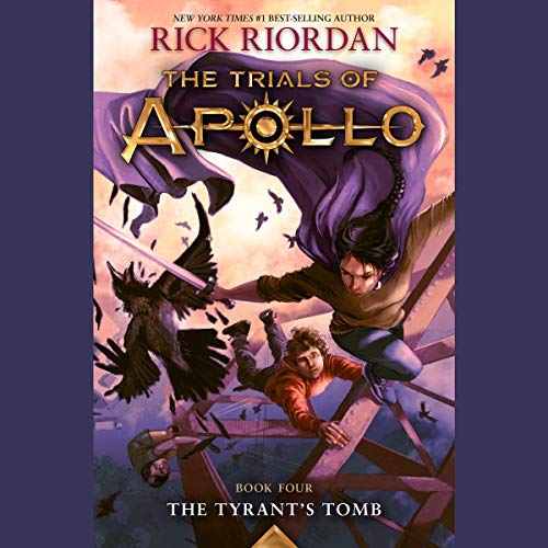 The Tyrant's Tomb audiobook cover art