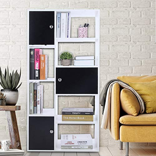 Changor Storage Rack, Particleboard Size Cubes Design Quality Material Steel Organizer Wire