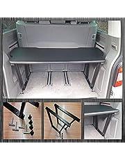 BREMER SITZBEZÜGE Multiflexboard przedłużenie łóżka kompatybilne z VW T5 & T6 Multivan D01