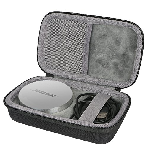 co2crea Hard Travel Case for Bose Wireless Noise-Masking Sleepbuds II (Case for Sleepbuds and Accessories)