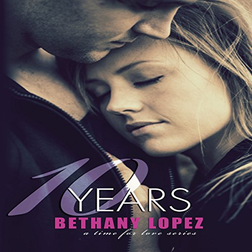 10 Years audiobook cover art