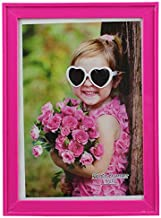 PP Modern Collection Photo Frame Hot Pink Plastic (5