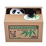 【UNTIL YOU】Süße Münzen-Klauende Katzen & Panda Spardose zum Geld Sparen. Das Perfekte...
