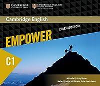 Cambridge English Empower C1. 3 Class audio CDs: Fuer Erwachsenenbildung/Hochschulen