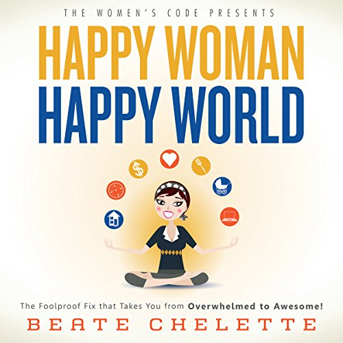 Happy Woman Happy World cover art