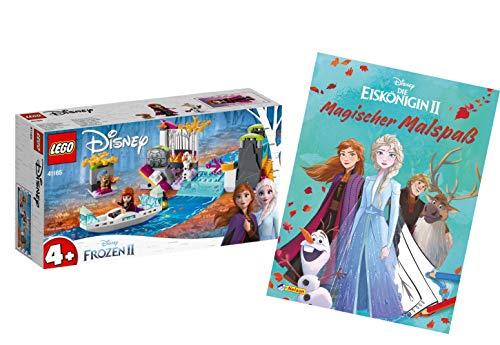 lego frozen 41165 Collectix Lego Disney Frozen 2 41165 Annas canoa + la regina di ghiaccio 2: divertimento magico