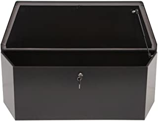 2.31 cu. ft. Steel Trailer Tongue Box from TNM