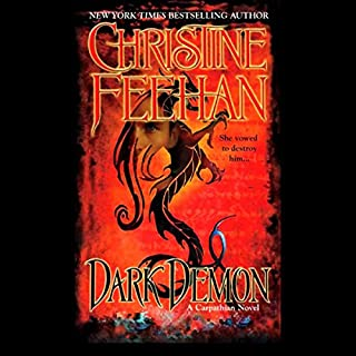 Dark Demon audiobook cover art