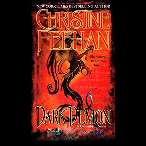 Dark Demon cover art
