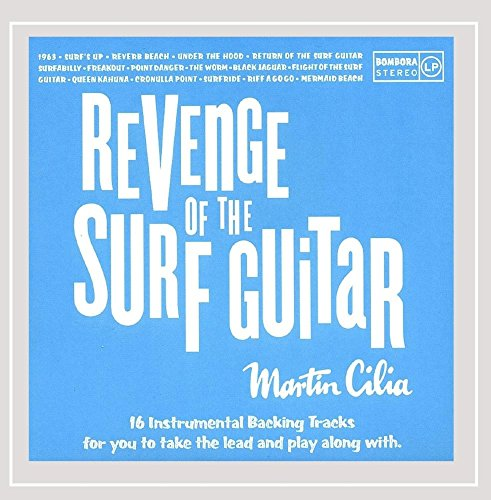 Revenge of the Surf Guitar Backing Tracks