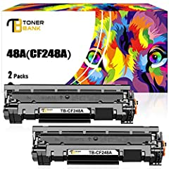 Included:Compatible for 2 Packs Black HP 48A CF248A Toner Cartridge Compatible for HP M28w M15w M15a M16a M16w M28a M29a M29w, HP LaserJet Pro M15a, HP LaserJet Pro M15w, HP LaserJet Pro M16a, HP LaserJet Pro M16w, HP LaserJet MFP M28a, HP LaserJet M...