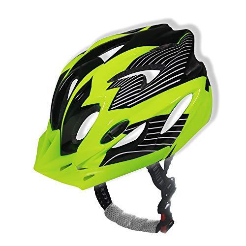 N/D Erwachsene Fahrradhelm, Fahrradhelm Ultra Outdoor Radfahren Bike Split Helm Mountain Road Bike Fahrradhelme Specialized für Sicherheit Schutz