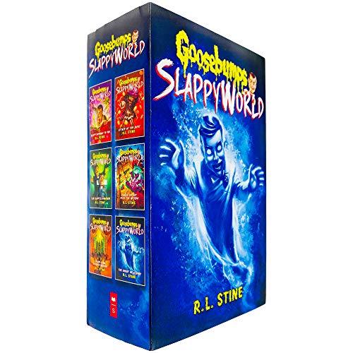 Goosebumps Slappyworld Series 6 Boo…
