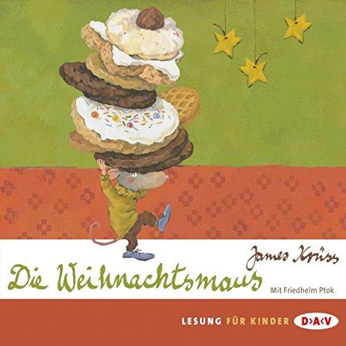 Die Weihnachtsmaus audiobook cover art