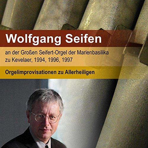 Orgelimprovisationen zu Allerheiligen