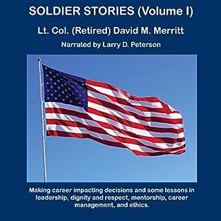 Soldier Stories, Volume 1 audiobook cover art