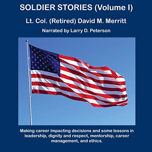 Soldier Stories, Volume 1 audiobook cover art