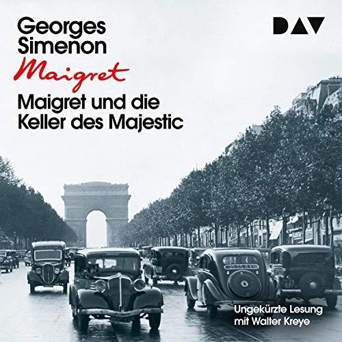 Maigret und die Keller des Majestic Titelbild
