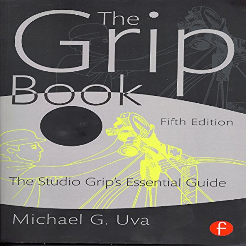 The Grip Book audiobook cover art