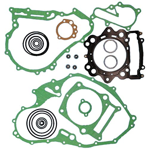 Tuzliufi Replace Complete Rebuild Head Top Bottom End Engine Gasket Set Kit Raptor 700 700R R 2006 2007 2008 2009 2010 2011 2012 2013 2014 New Z488