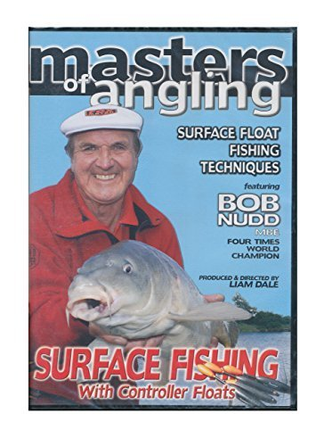 Masters of Angling - Surface Fishing With Controller Floats - Bob Nudd [DVD] [UK Import]