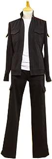 Cosnew Anime Halloween Ouma Shu High School Uniform Cosplay Costume-Made