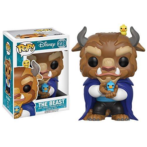 Funko-La Pop Vinile Disney la Bella Personaggio la Bestia d'inverno, 12257