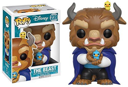 Funko - POP! Vinilo Colección Disney - Figura Winter Beast (12257)