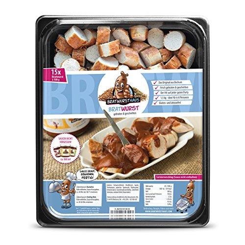 Bratwursthaus Currywurst Partybox