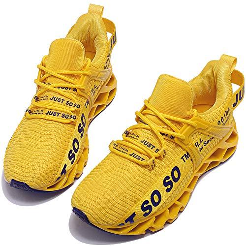 Damen Laufschuhe Walking Athletic für Frauen Casual Slip Fashion Sports Outdoor-Schuhe