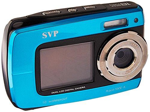 SVP Aqua 5500 Waterproof Digital Camera