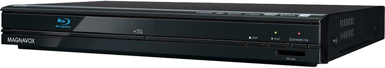 Magnavox MBP5120/F7 Blu-ray Player
