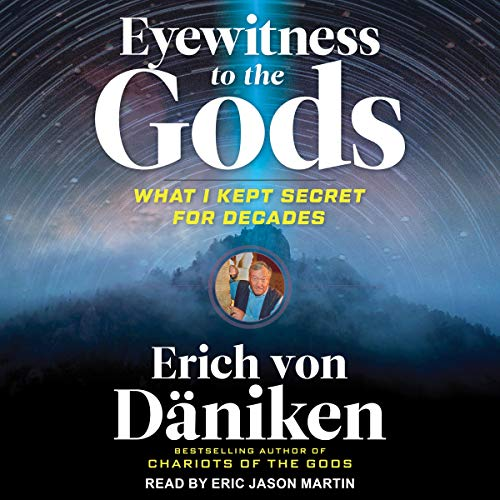 Eyewitness to the Gods  By  cover art