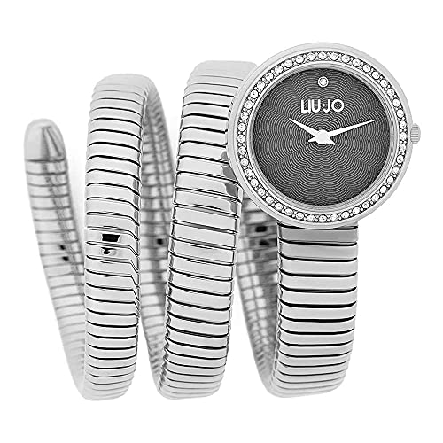 Orologio Donna Fashion Twist Silver Liu Jo Luxury