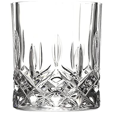 RCR Opera Crystal Double Old Fashioned Glass, Set of 6