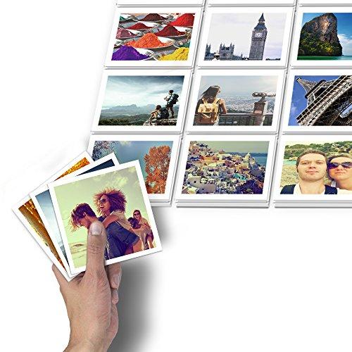 FOTOCENTER Revelado de Fotos cuadradas Instagram 36 Fotos a tamaño 10x10 cm