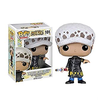 LILAIEYWS Pop Animation  One Piece - All Members Gather—Collectible Figure Toy—Various Shapes Action Figure are Very Interesting  Trafalgar Law