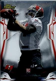 2014 Topps Finest Football Rookie Card #109 Odell Beckham Jr. New York Giants MINT