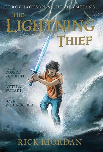 The Lightning Thief: The Graphic Novel (Percy Jackson &...