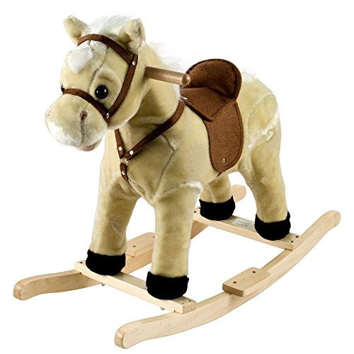 Lowest Prices! Happy Trails Rocking Lil Henry the Horse (Renewed)