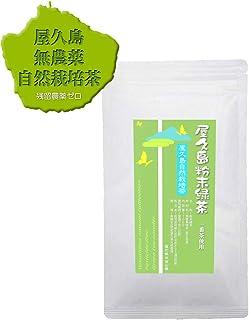 屋久島自然栽培茶 屋久島 一番茶 粉末緑茶 100g×1