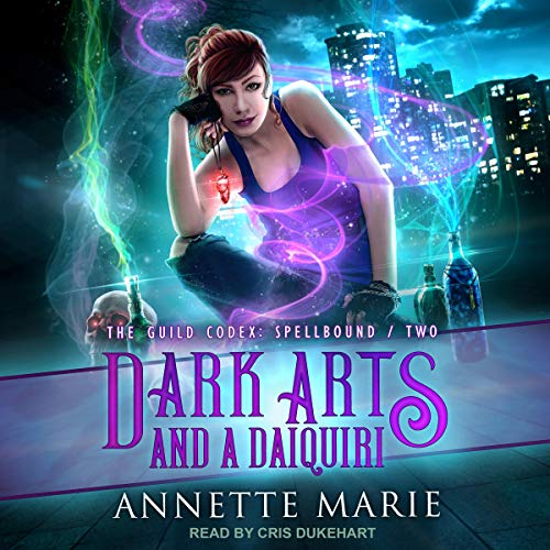 Dark Arts and a Daiquiri  By  cover art