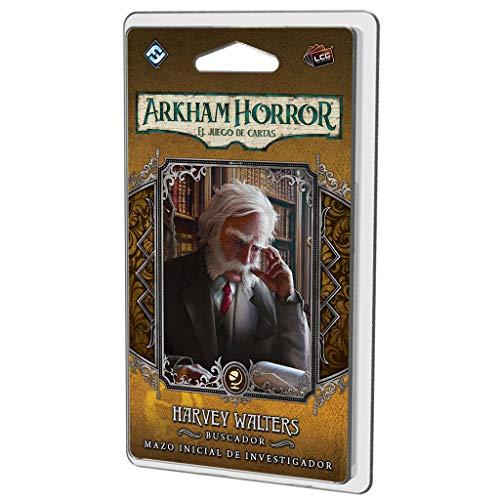 Arkham Horror LCG - Harvey Walters Mazo de investigador
