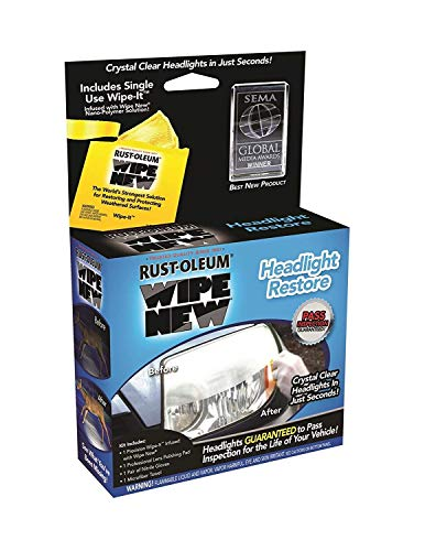 Rust-Oleum Headlight Restore Kit