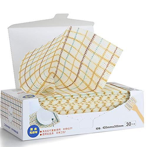 disposable dish cloths - 3