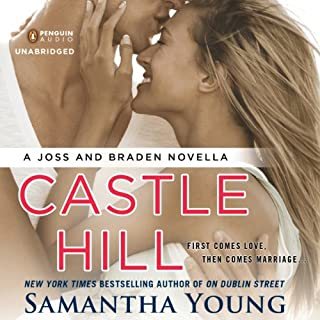 Castle Hill audiobook cover art